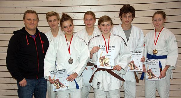 Landesfinale im... Judo Bayernkader
