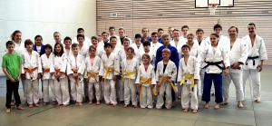 13.04.2015 | Stützpunkt-Training in Hof mit Vlado Hnidka