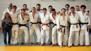 18.04.2015 | Judo-Landesliga PTSV Hof - TG Höchberg