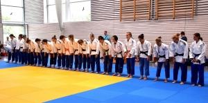 08.07.2018 | Bayernliga Frauen: PTSV Hof vs. Judo-Team Oberland