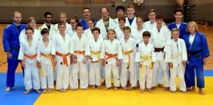 27.-29.10.2019 | Herbst-Camp der Hofer Nachwuchs-Judoka