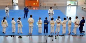 10.07.2021 | Mit der Landestrainerin zurück zum Judo